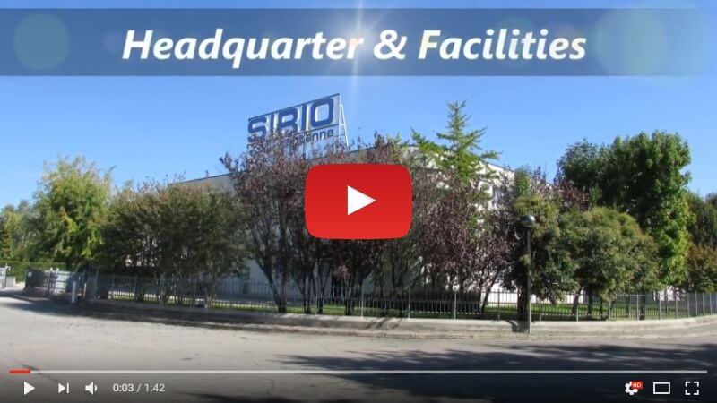 Video - Company facility